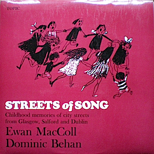 Streets of Song original soundtrack