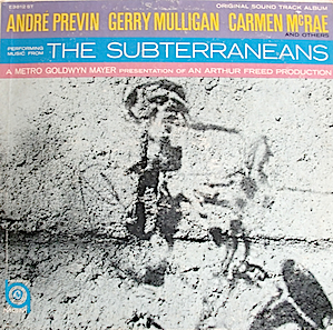 Subterraneans original soundtrack