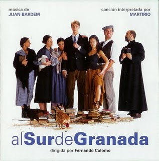 Sur de Granada original soundtrack