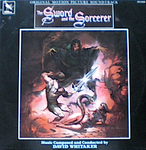 Sword And The Sorcerer original soundtrack
