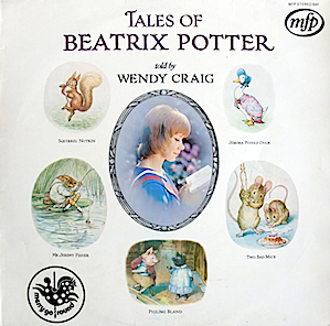 Tales of Beatrix Potter original soundtrack