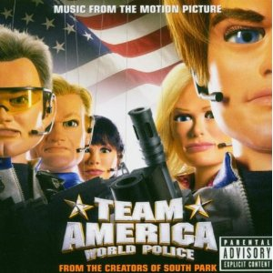 Team America original soundtrack