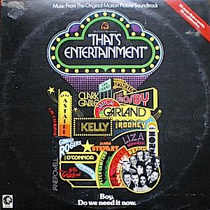 That's Entertainment original soundtrack