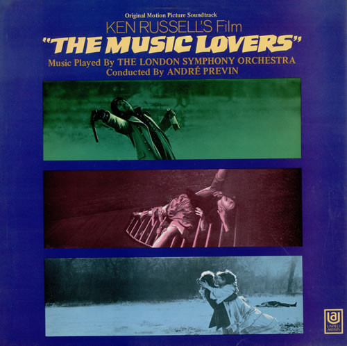The Music Lovers original soundtrack