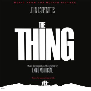 The Thing original soundtrack