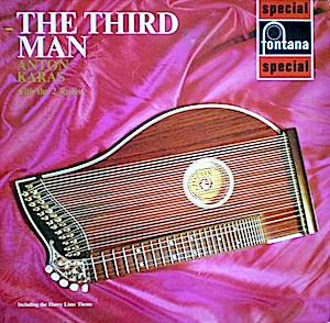 Third Man original soundtrack