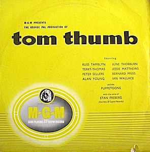 Tom Thumb original soundtrack