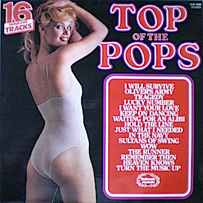 Top of the Pops vol.72 original soundtrack