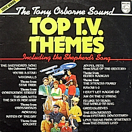 Top TV Themes original soundtrack