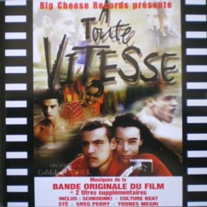 Toute Vitesse original soundtrack