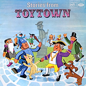 Toytown: stories from original soundtrack