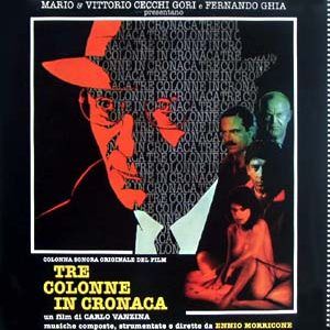 Tre Colonne in Cronaca original soundtrack