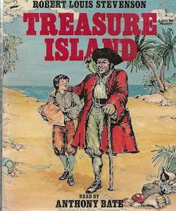treasure island cassette
