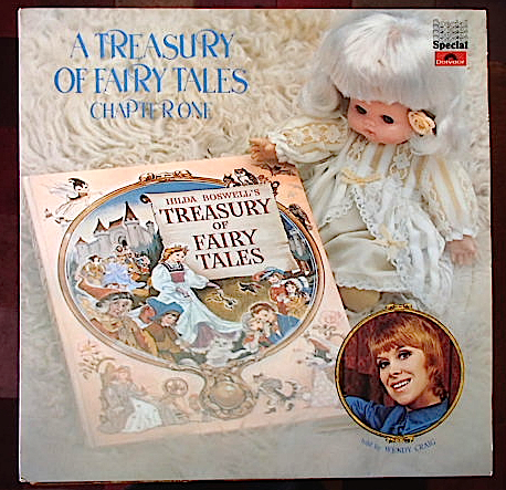 Treasury of Fairy Tales: Chapter One original soundtrack