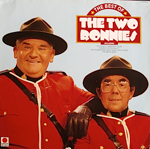 Two Ronnies: best of original soundtrack