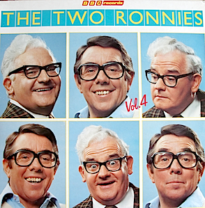 Two Ronnies Vol. 4 original soundtrack