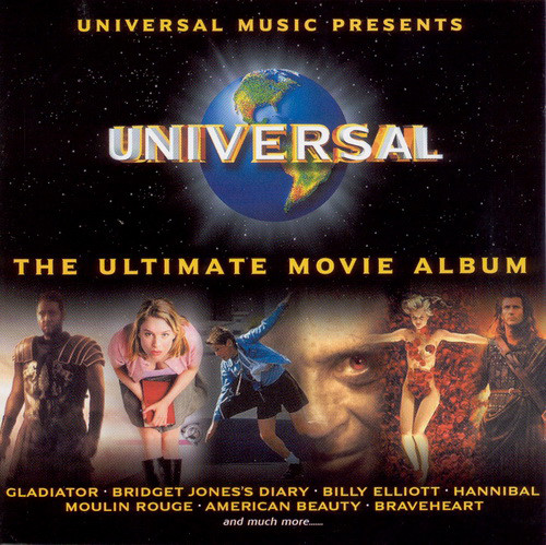 Universal Music Presents - The Ultimate Movie Album original soundtrack