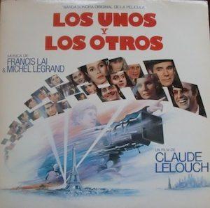 Uns Et Les Autres original soundtrack