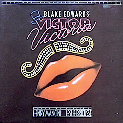 Victor Victoria original soundtrack