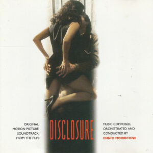 Ennio Morricone ‎– Disclosure (Original Motion Picture Soundtrack From The Film)