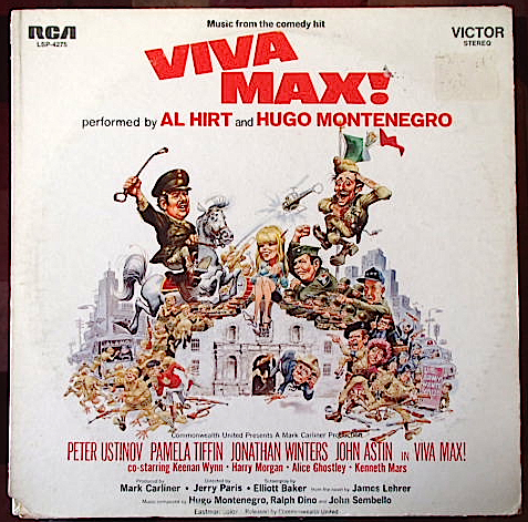 Viva Max! original soundtrack