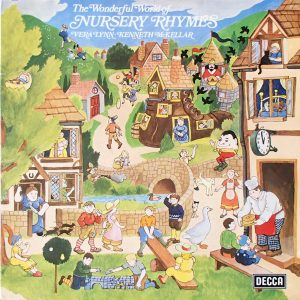 Nursery Rhymes, Wonderful World of original soundtrack