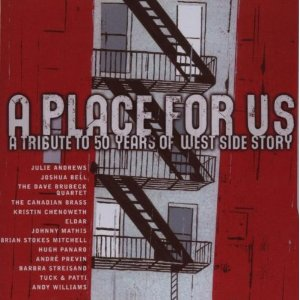 West Side Story: a place for us original soundtrack