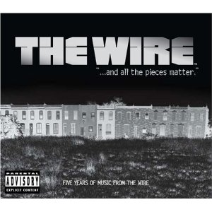 Wire original soundtrack