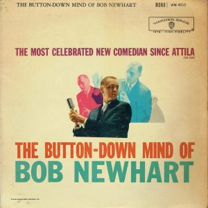 Button-down Mind of: Bob Newhart original soundtrack