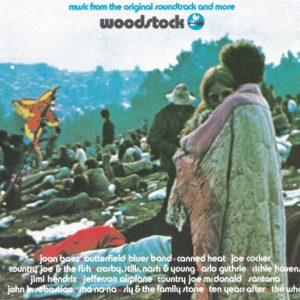 woodstock original soundtrack