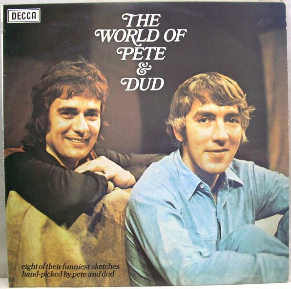 World of Pete & Dud: cook & moore original soundtrack