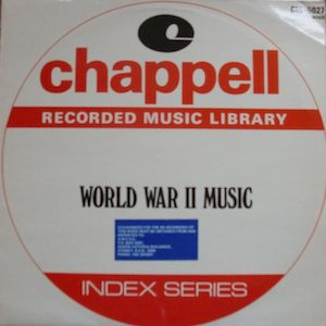 World War II Music original soundtrack