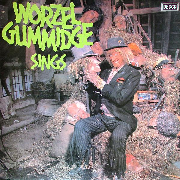 Worzel Gummidge Sings original soundtrack