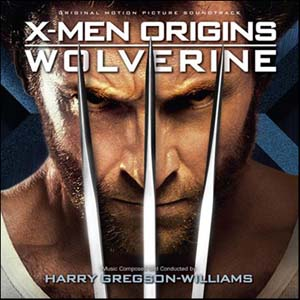 X Men Origins: Wolverine original soundtrack