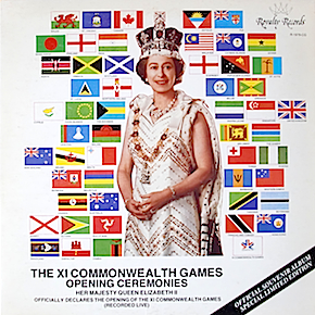 X1 Commonwealth Games original soundtrack