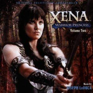 Xena: Warrior Princess Vol.2 original soundtrack