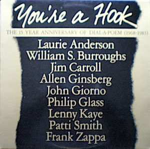 You're A Hook: The 15 Year Anniversary Of Dial-A-Poem (1968-1983) original soundtrack