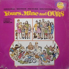 Yours, Mine and Ours original soundtrack