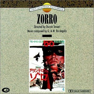 Zorro original soundtrack