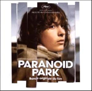 Paranoid Park original soundtrack