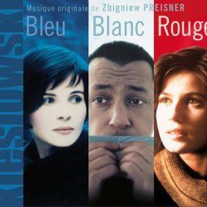 Trois Couleurs: Bleu/Blanc/Rouge original soundtrack