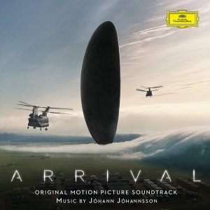 Arrival original soundtrack