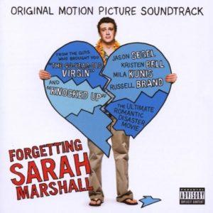 Forgetting Sarah Marshall original soundtrack