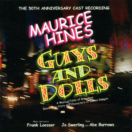 Guys and Dolls original soundtrack