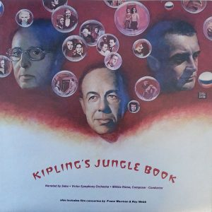 Kipling's Jungle Book original soundtrack