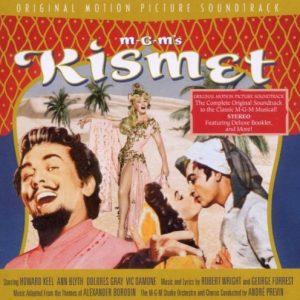 Kismet original soundtrack