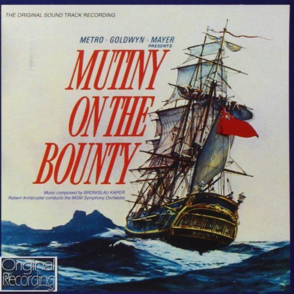 Mutiny on the Bounty original soundtrack