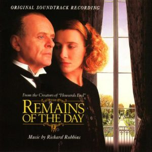 Remains of the Day original soundtrack