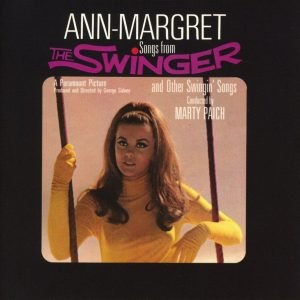 Swinger & The Pleasure Seekers original soundtrack