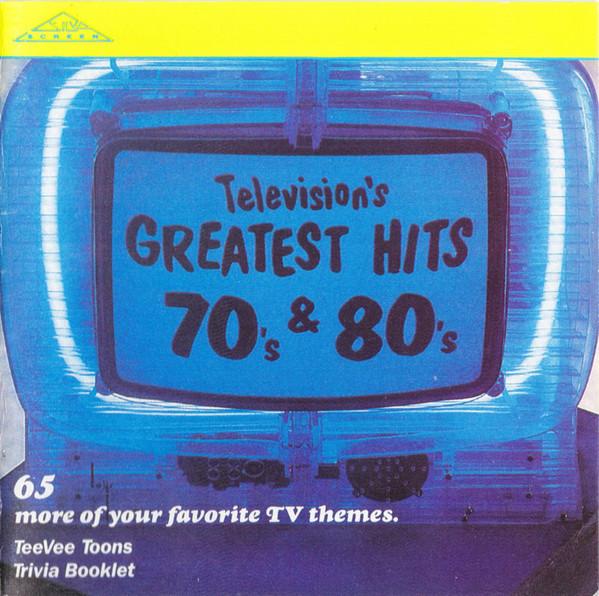 Television's Greatest Hits Vol III original soundtrack
